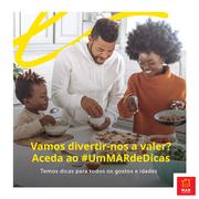 CRIANÇAS: #UmMARdeDicas com horas de conteúdos de lazer gratuitos para as famílias usufruírem em casa