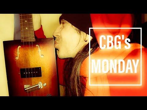 """CBG's Monday: """"NICE"""""""