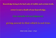 John Locke - 3