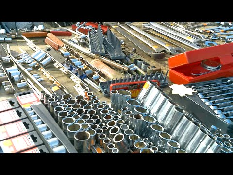 Swap Meet Safari with Pam Auto Mania Automotive Tools & Performance Parts Video 5