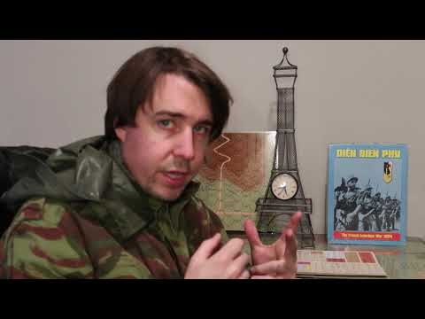 Squad Leader Review: Dien Bien Phu from Critical Hit Games