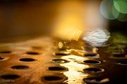 Gold holes
