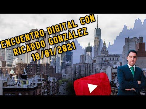 Video Análisis con Ricardo González: IBEX35, SP500, Alerion, Invitae, Comcast...