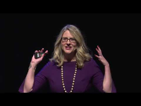 Why storytelling is more trustworthy than presenting data | Karen Eber | TEDxPurdueU