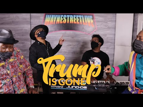 Trump Is Gone | The Comedy Quartet