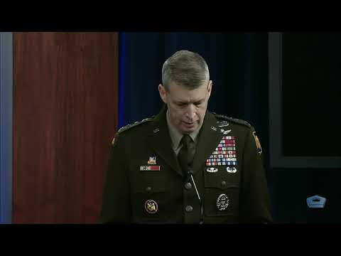 Chief Pentagon spokesperson Explains in Pentagon about the National Guard presence in Washington 20…