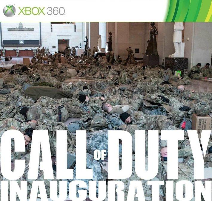 Call Of Duty: INAUGURATION