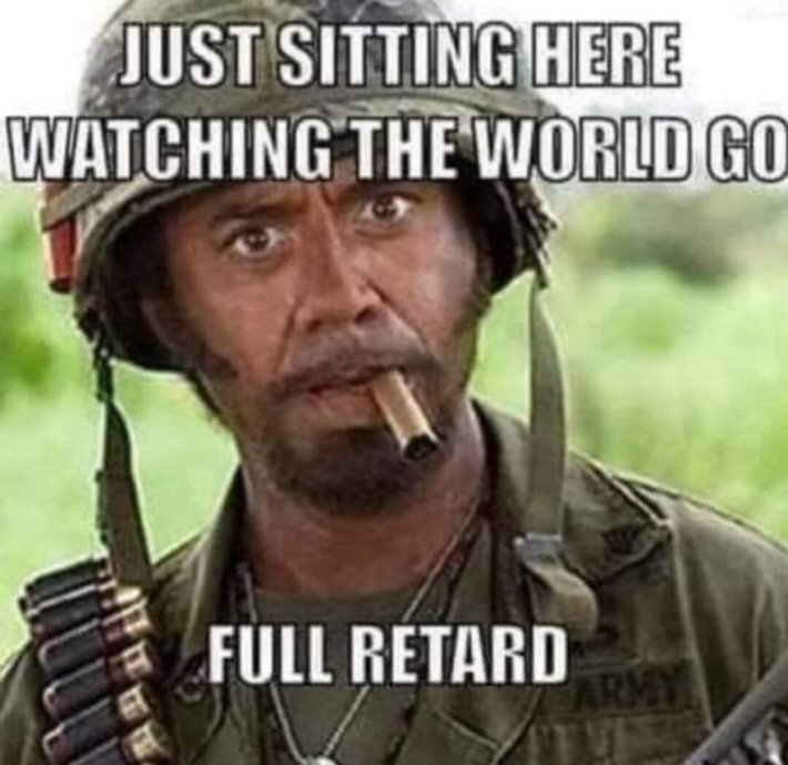 World on Full Retard