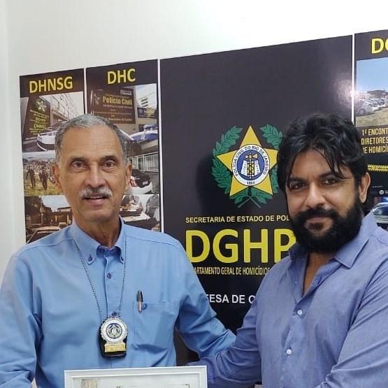 DGHPP-Departamento Geral de Homicídios e Proteção á Pessoa (Policia Civil do Estado do Rio de Janeiro)
