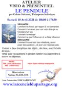 Atelier Le pendule Niveau 1&2 visio-presentiel