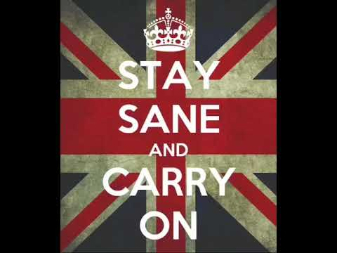 Stay Sane And Carry On