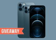 Win An iPhone 12 Pro Max Giveaway