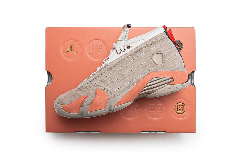 """CLOT REVISITS """"TERRACOTTA"""" THEME FOR NEW AIR JORDAN COLLAB - CLOT X AIR JORDAN 14 LOW """"TERRACOTTA"""""""