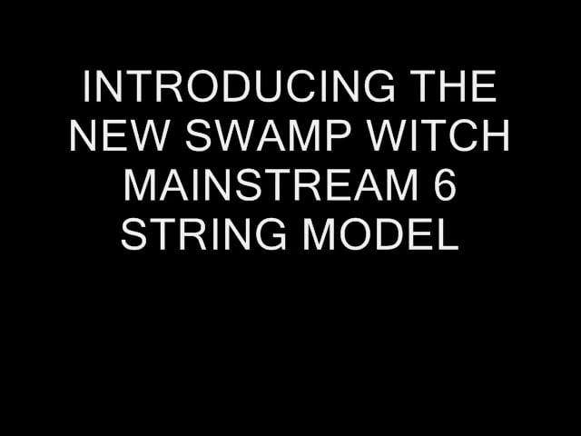New Swamp witch 2021 MAINSTREAM MODEL