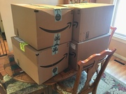 A Shipment from Amazon