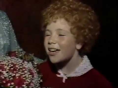 Aileen Quinn interview 1982 ENTERTAINMENT TONIGHTS