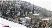 Το χωριό μου-Λευκάσιο, στα λευκά του !!!