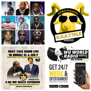 Tune in on tonight @ 8pm  Goat Talk Radio on @Wuworld!  Best Albums of 2020!