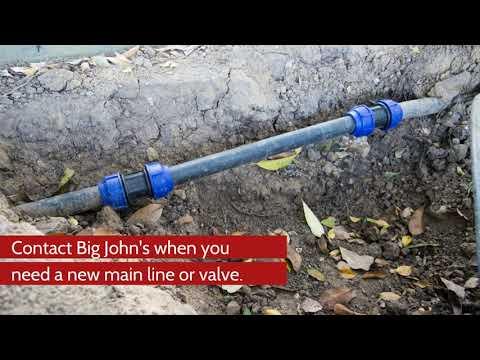 Big John's: Main Line Replacement in Utah
