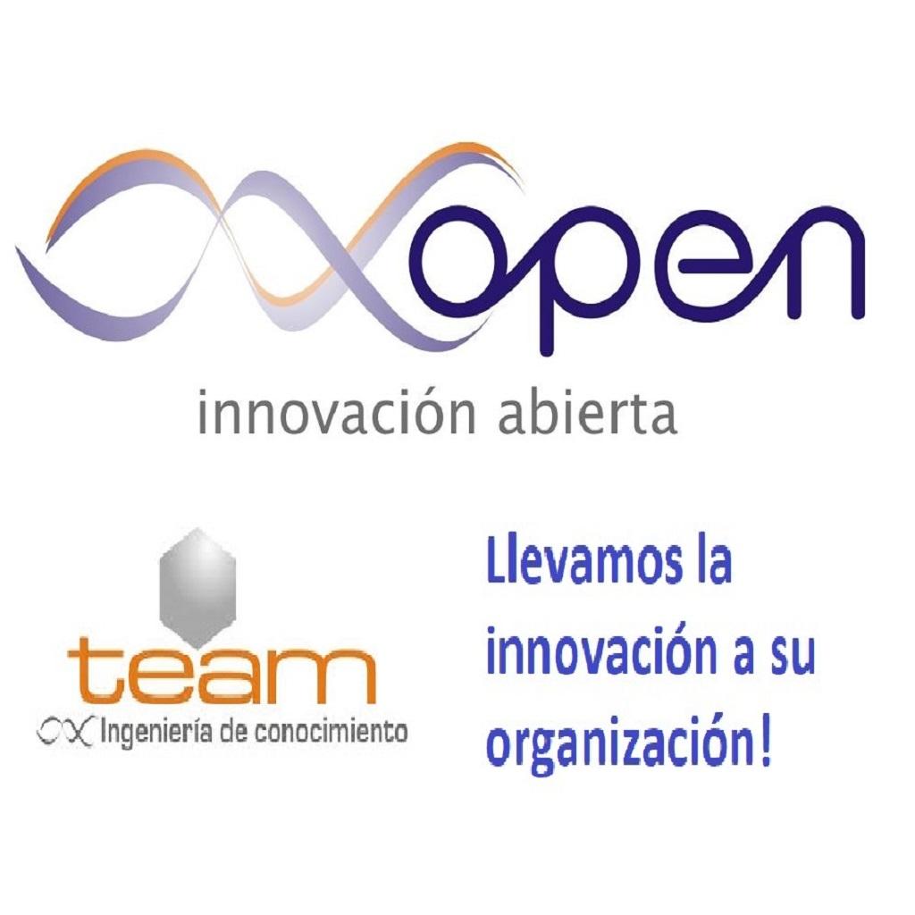 OPEN Innovación Abierta Logo