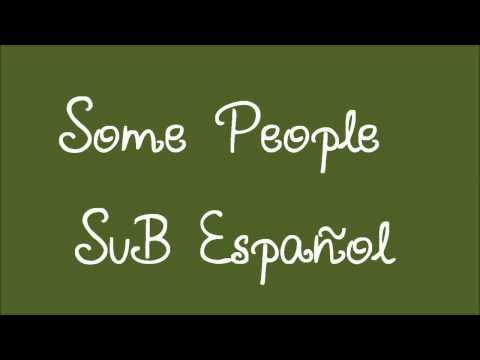 Cliff Richard Some People Sub español