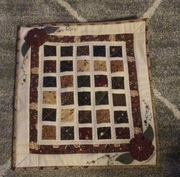Cute Table Quilt
