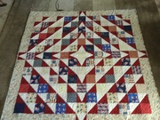 Mystery Quilt for Quilts of Valor