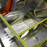 Map Case Under Pilot Seat.