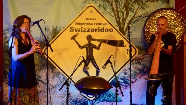 Swizzeridoo 2018 - Anne Normann & Willi Grimm