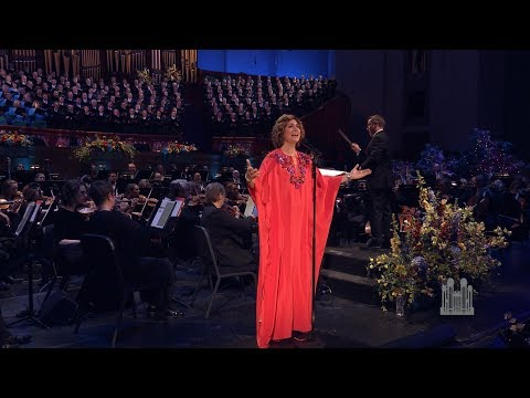 "O store gud (""How Great Thou Art"") - Sissel and The Tabernacle Choir"