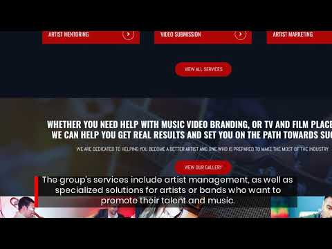 Artist Promotions Group Offers Cutting Edge Solutions to Market Your Music