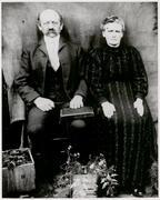 Joel whaley & Peggy Husky