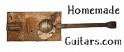 Homemade guitars