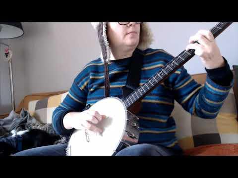 Grizzly Bear Rag (classic banjo)