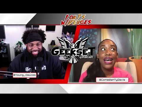 Ty Davis talks Creating, Batman vs. Superman, Nas vs. Jay-Z & more! | Sn 3 Ep. 2 | 1 on 1's w/Deuces