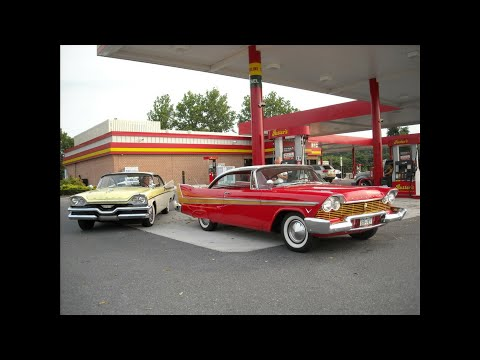 A Look At the Cars Of the 50s