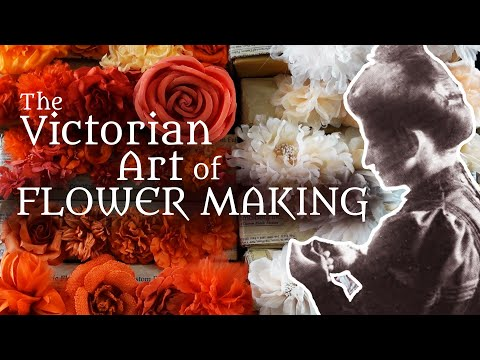 NYC's Last Flower Makers Explain the Victorian Craft of Artificial Flower Production
