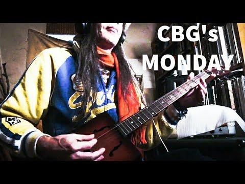 "CBG's MONDAY: ""Ode to Joy"" (L.W.Beethoven) ✌"