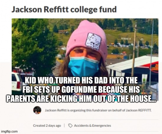 """Texas Teenager Turned His Own Father In For Being At Capitol """"Riot""""…"""