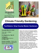 Climate Friendly Gardening