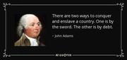 john adams - enslavement