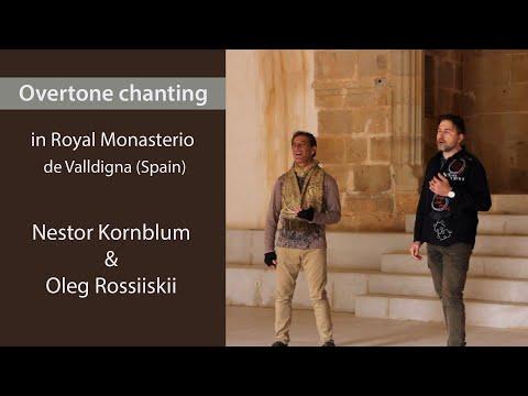 Nestor Kornblum & Oleg Rossiiskii. Overtone performance