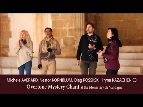 Overtone Mystery Chant at the Monastery de Valldigna (Spain)