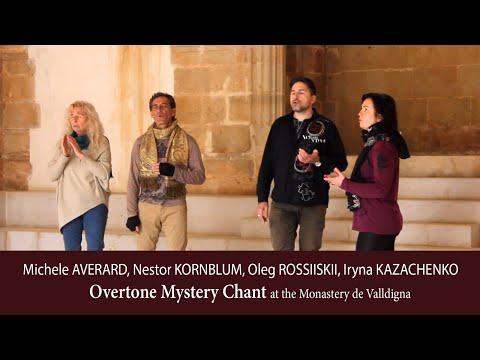 Overtone Mystery Chant at the Monastery de Valldigna (Spain)