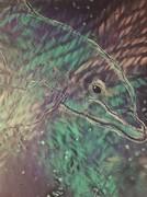 Dolphin 2020 Acryl auf Leinwand 80x60