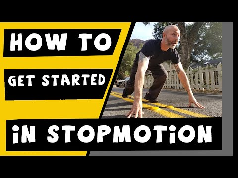 EPISODE#7 - HOW to Get Started in Stopmotion Animation.