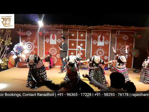 Kalbeliya Dance from Rajasthan | Rajasthani Folk Dance with Best Music | Ranadholi