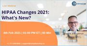 HIPAA Changes 2021: What's New?