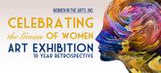 Celebrating the Genius of Women in Art - 10 Year Retrospective