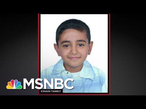 Trump Pardoned Four Ex Blackwater Guards war criminals sabotage Middle East Peace MSNBC